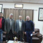 بلدية قلقيلية: البدء بالمرحلة الثالثة لأعمال تأهيل الملعب البلدي
