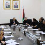 رئيس البلدية يشارك في الاجتماع الدوري للمجلس التنفيذي
