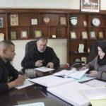 """جلسة تنظيم الابنية رقم """" 25 """" في بلدية قلقيلية"""