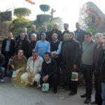وفد من مديرية التربية والتعليم ومركز التعليم البيئي في محافظة بيت لحم يزور بلدية قلقيلية