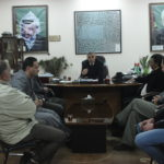 لقاء وفد من مجلس النقابي اللوائي