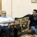 بلدية قلقيلية تكرم الطفل عاهد فيصل النيص