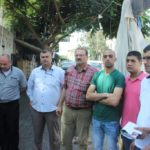 البلدية تشارك في الوقفة الرمزية لاسترداد جثامين الشهداء