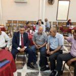 نائب رئيس بلدية قلقيلية د. باسم الهاشم يشارك باللقاء الارشادي برعاية وزارة الحكم المحلي