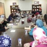 """بلدية قلقيلية تنظم تخريج دورة """" دور النساء في دعم الهيئات المحلية"""