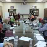 اطلقت بلدية قلقيلية وبالتعاون مع مركز اشراقة التابع للجان العمل الصحي ورشة عمل بعنوان دور النساء في دعم الهيئات المحلية