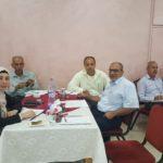 اللقاء التوجيهي الخاص بإطلاق عملية التخطيط التنموي المحلي للمدن والبلدات الفلسطينية