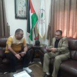 رئيس البلدية د. هاشم المصري يلتقي وفدا من منتدى المثقفين