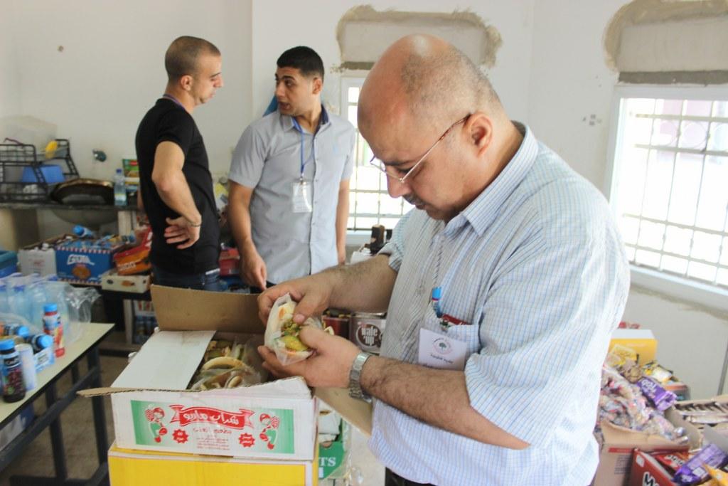 قسم الصحة في بلدية قلقيلية ينظم جولة تفتيشية ميدانية شملت عدد من مدارس المدينة