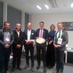 بلدية قلقيلية تختتم مشاركتها في مؤتمر دولي في هولندا
