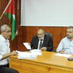 استدراج عرض سعر مدقق حسابات خارجي لبلدية قلقيلية