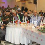 مشاركة رئيس بلدية قلقيليةفي حفل وداع مدير جهاز الوقائي