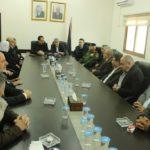 نائب رئيس بلدية قلقيلية يبحث مع وزير التربية والتعليم العالي مجموعة من المشاريع المستقبلية