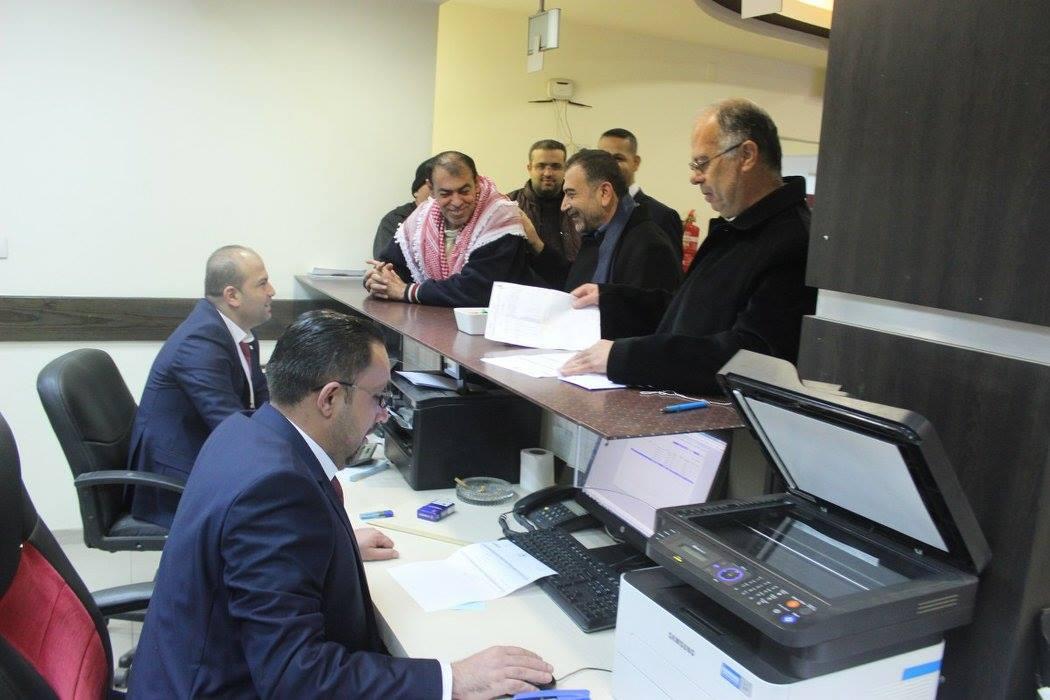 اقبال كبیر على مركز خدمة الجمهور للاستفادة من برنامج الخصومات