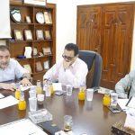 الاجتماع التأسيسي لانعقاد المجلس الاقتصادي للتنمية المحلية