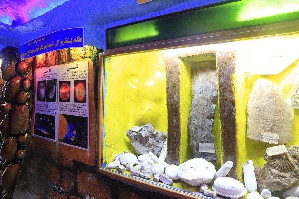 المتاحف التعليمية في حديقة الحيوانات الوطنية تفتتح ابوابها للرحل.