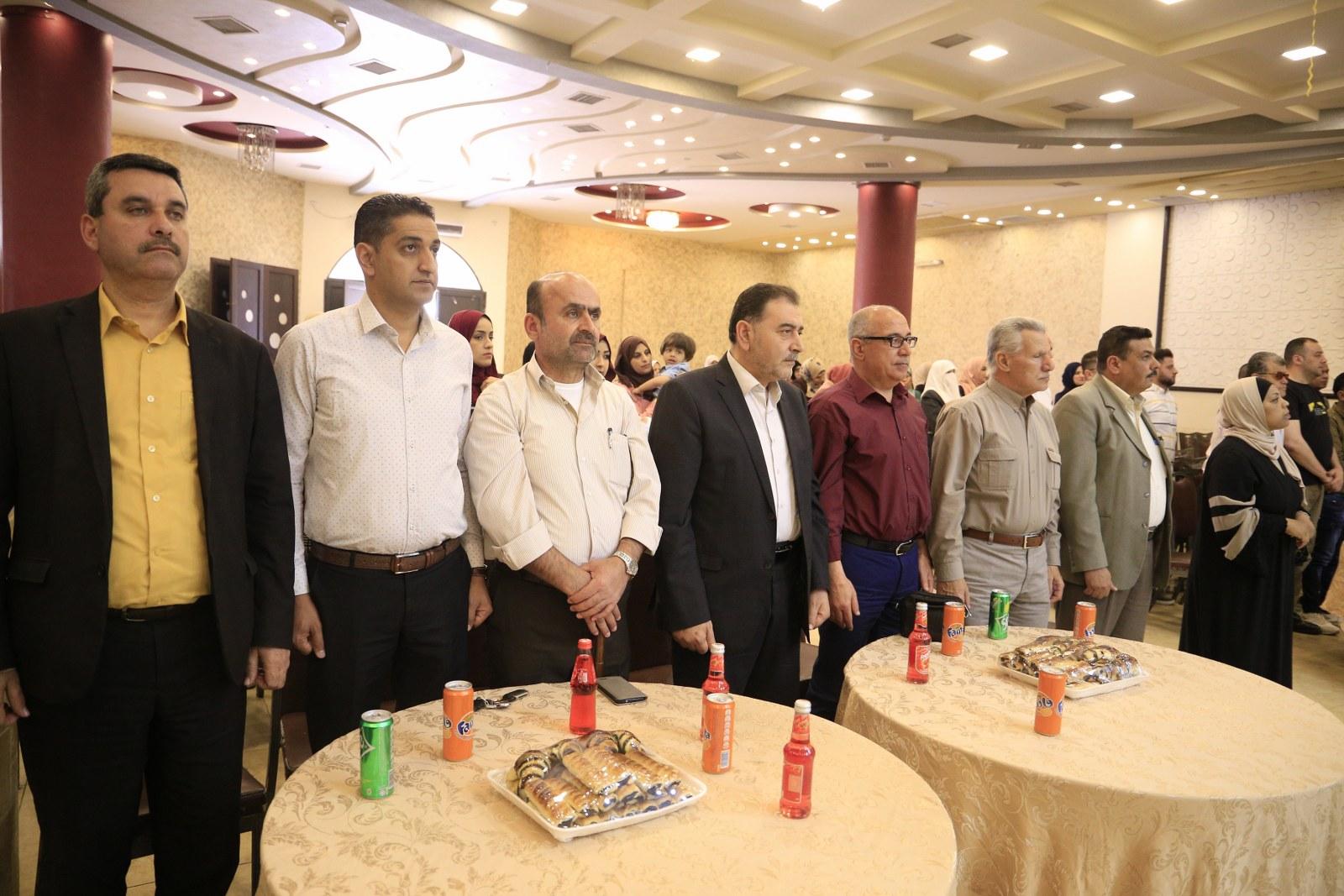رئيس االبلدية يشارك حتفال جمعية الامل للص