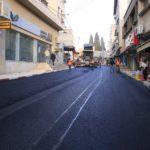 بلدية قلقيلية تنجز إعادة تأهيل وصيانة وتعبيد مجموعة شوارع رئيسية وفرعية في المدينة
