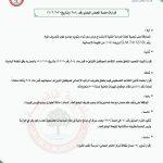 قرارات جلسة المجلس البلدي رقم (381) بتاريخ 16/3/2020