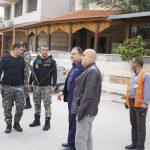 لجنة المساندة التطوعية – بلدية قلقيلية