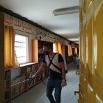 مواصلة اعمال التعقيم في مدينة قلقيلية
