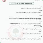 قرارات جلسة المجلس البلدي رقم 394