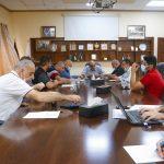 فتح عطاء واستدراجين في بلدية قلقيلية.