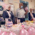 بلدية قلقيلية ومركز قلقيلية الصحي ( اشراقة ) ينظمان يوم توعوي بحملة حياة