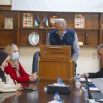 فتح عطاء تأمين عمال وعقود وموظفي بلدية قلقيلية