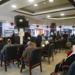 مركز خدمة الجمهور يستقبل المواطنين الملتزمين بتسديد الرسوم السنوية 2021