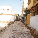 مشروع إعادة تأهيل وتعبيد طرق داخلية في مدينة قلقيلية