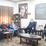 بلدية قلقيلية تعقد لقاء يناقش فرصة استثمارية في مشروع مختبر انسجة زراعية في قلقيلية