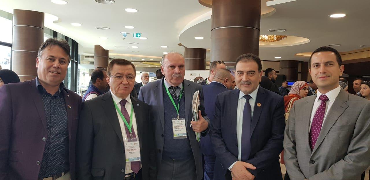 البلدية تشارك في مؤتمر و فعاليات اجتماعات منظمة المدن المتحدة والادارات المحلية فرع الشرق الاوسط وغرب اسيا