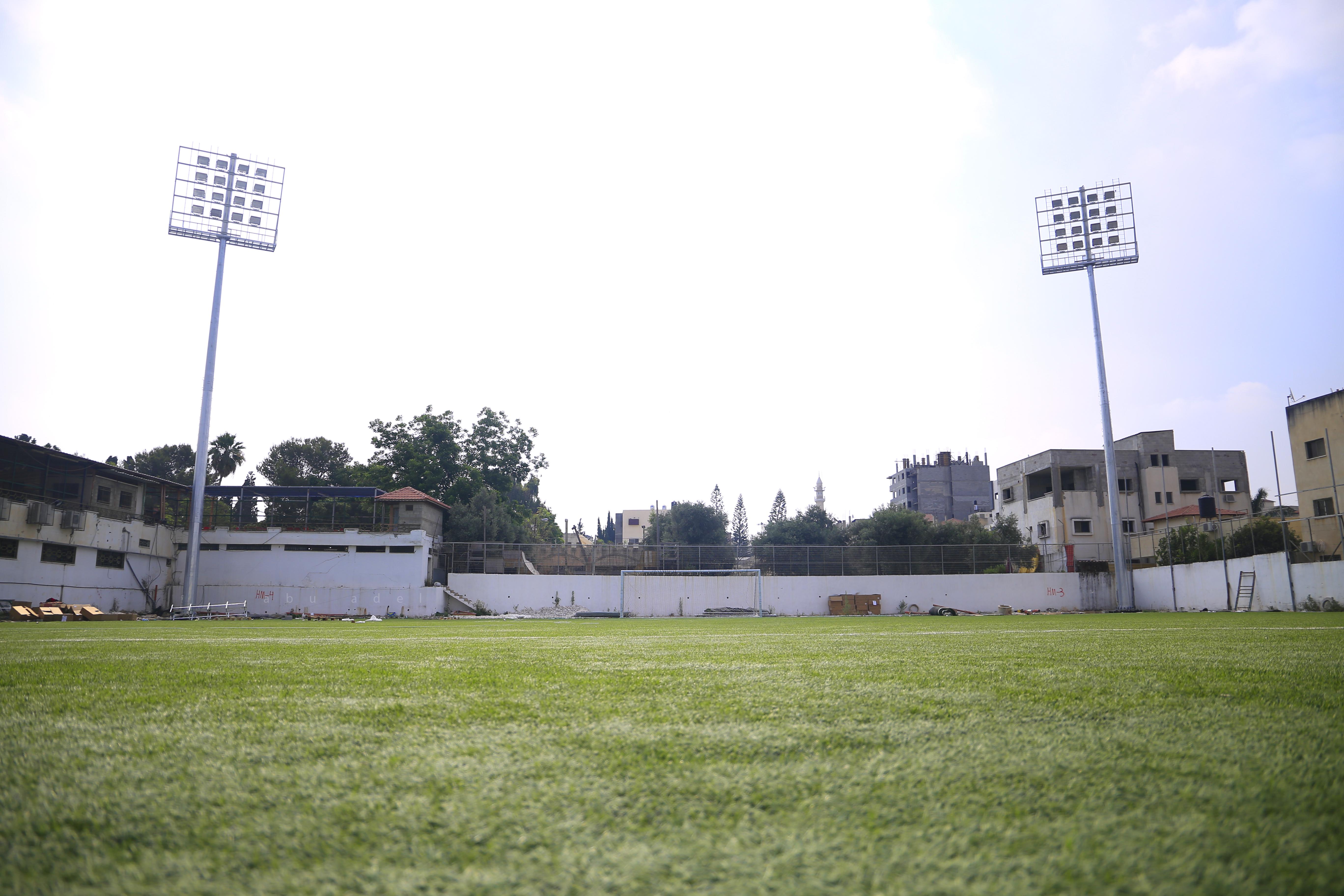 ملعب بلدية قلقيلية