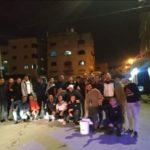 يوم تطوعي في منطقة حي كفر سابا