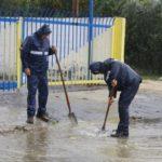 بلدية قلقيلية تتعامل مع 311 حالة (طوارئ) خلال المنخفض الجوي الحالي