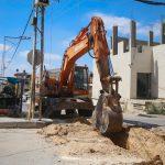 البلدية تواصل اعمال مشروع تأهيل شبكة الصرف الصحي في قلقيلية