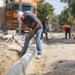 بلدية قلقيلية ماضية في مشاريع البنى التحتية