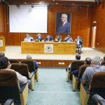 رئيس البلدية يلتقي اللجنة العليا للعلاقات العامة للمؤسسة الامنية.