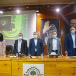رئيس بلدية قلقيلية يشارك في اطلاق مشروع حاضنة الشباب المبدعين