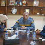 """بلدية قلقيلية : اجتماع لمناقشة مبادرة طلابية """" الرصيف الي والك """""""