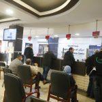 استقبال مركز خدمة الجمهور المواطنين للاستفادة من الخصومات