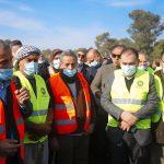مشاركة بلدية قلقيلية في احياء يوم الشهيد الفلسطيني