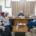 بلدية قلقيلية واغاثة أطفال فلسطين تبحثان سبل التعاون المشترك