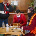 توفير مراكز متنقلة لتسجيل الناخبين في البلدية