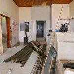 مواصلة الاعمال في مبنى جامعة القدس المفتوحة ( القديم )