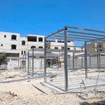 مواصلة أعمال البازار الشعبي في المنطقة الشرقية بحي كفر سابا
