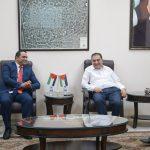 بلدية قلقيلية وبالتل توقعان اتفاقية شراكة وتعاون