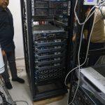 بلدية قلقيلية تستلم 11 جهاز الكتروني