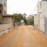مشاريع الطرق تحظى باهتمام كبير جهود وجهود متواصلة من قبل بلدية قلقيلية لتشمل كافة شوارع المدينة